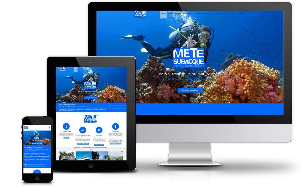 Mete Subacque Diving Tour Operator