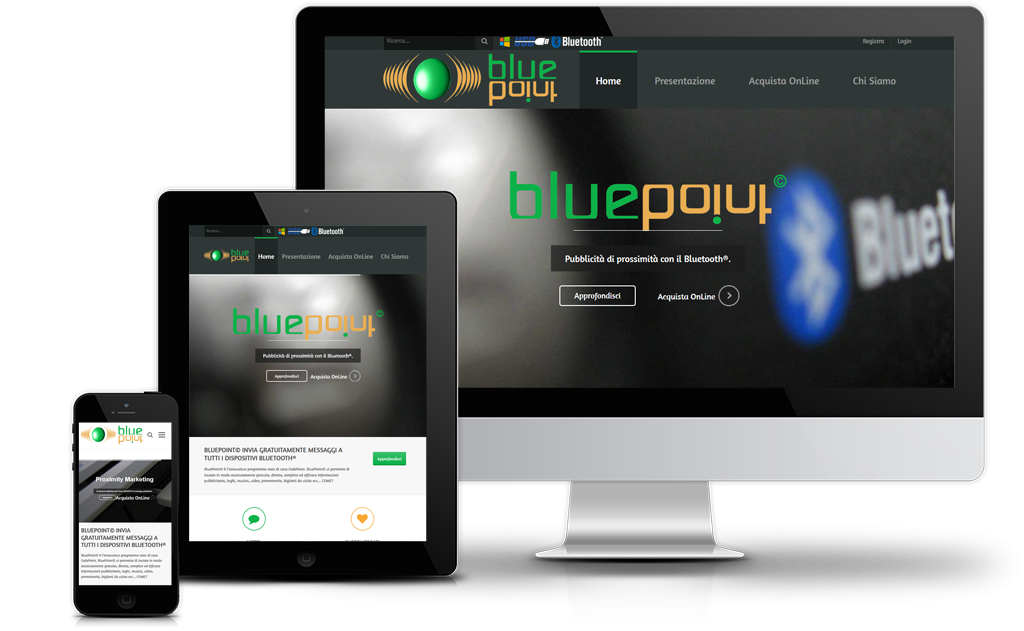 BluePoint© Software Bluetooth
